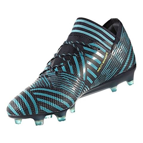 adidas Nemeziz 17.1 FG/AG Ocean Storm - Legend Ink/Solar Yellow/Energy Blue Image 3