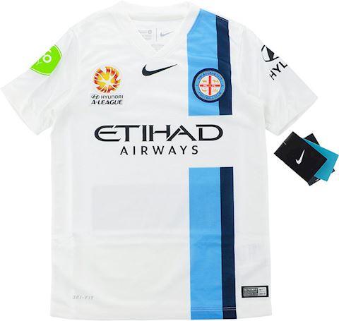 Nike Melbourne City Kids SS Home Shirt 2015/16 Image