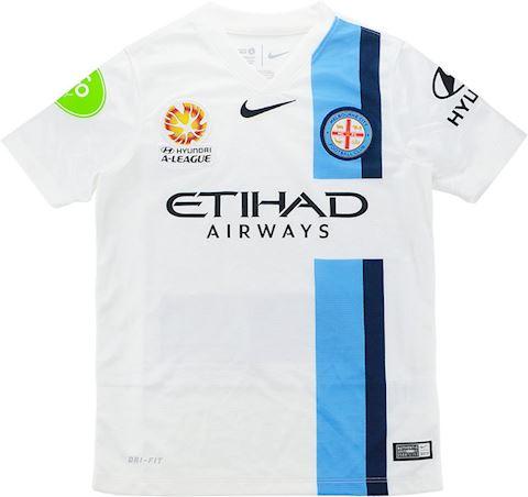 Nike Melbourne City Kids SS Home Shirt 2015/16 Image 2