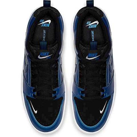 f036a543b16848 Nike SB Air Force II Low Men s Skateboarding Shoe - Blue Image 4
