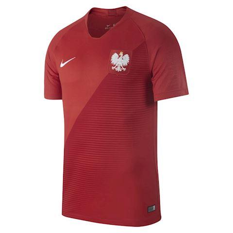 Nike Poland Mens SS Away Shirt 2018 Image