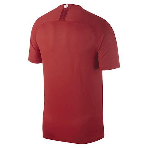 Nike Poland Mens SS Away Shirt 2018 Image 2