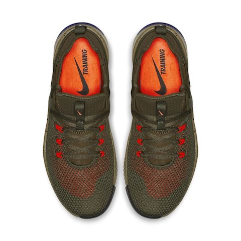 Nike Free x Metcon Cross-Training/Weightlifting Shoe - Olive Image 2