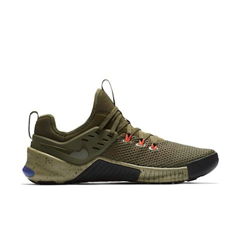 Nike Free x Metcon Cross-Training/Weightlifting Shoe - Olive Image 4