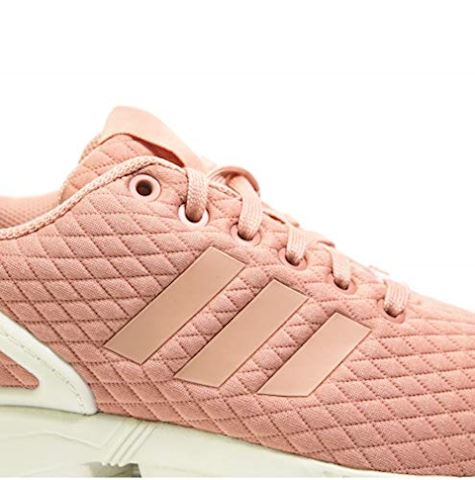 adidas  ZX FLUX W  women's Shoes (Trainers) in Pink Image 11