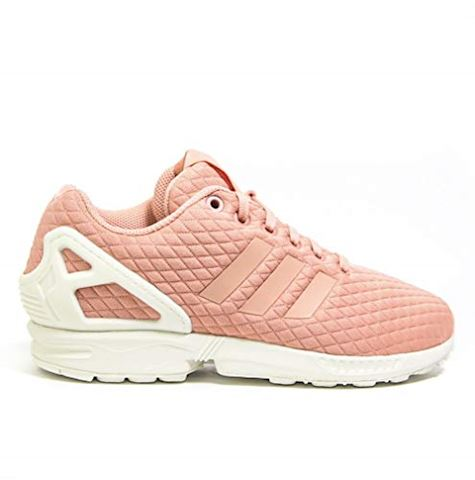 adidas  ZX FLUX W  women's Shoes (Trainers) in Pink Image 12
