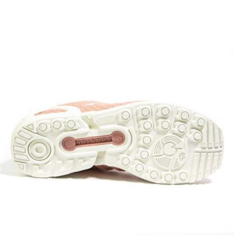 adidas  ZX FLUX W  women's Shoes (Trainers) in Pink Image 14