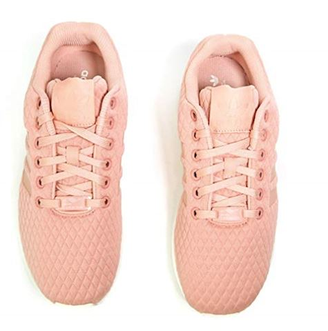 adidas  ZX FLUX W  women's Shoes (Trainers) in Pink Image 15