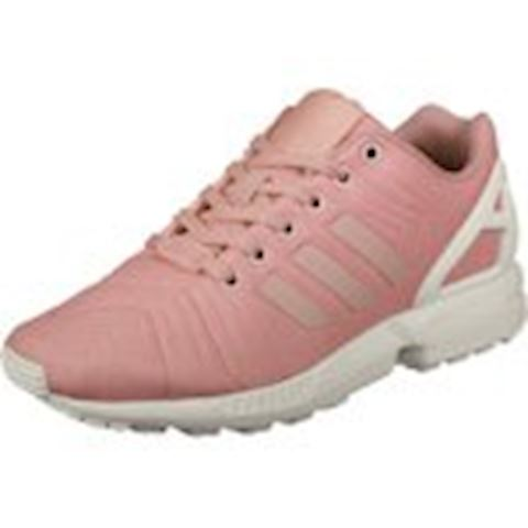 adidas  ZX FLUX W  women's Shoes (Trainers) in Pink Image 2