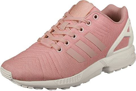 adidas  ZX FLUX W  women's Shoes (Trainers) in Pink Image 3