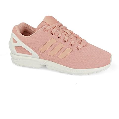 adidas  ZX FLUX W  women's Shoes (Trainers) in Pink Image 4