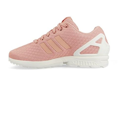 adidas  ZX FLUX W  women's Shoes (Trainers) in Pink Image 5