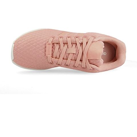 adidas  ZX FLUX W  women's Shoes (Trainers) in Pink Image 6