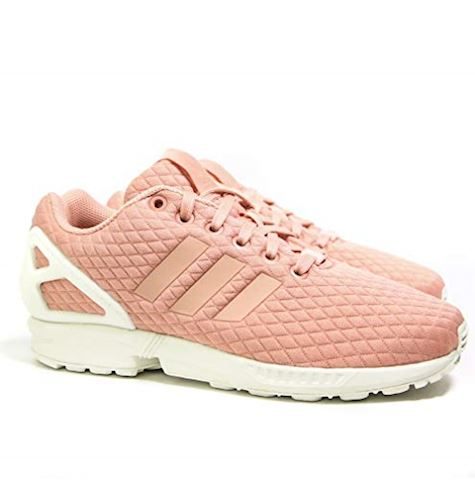 adidas  ZX FLUX W  women's Shoes (Trainers) in Pink Image 9