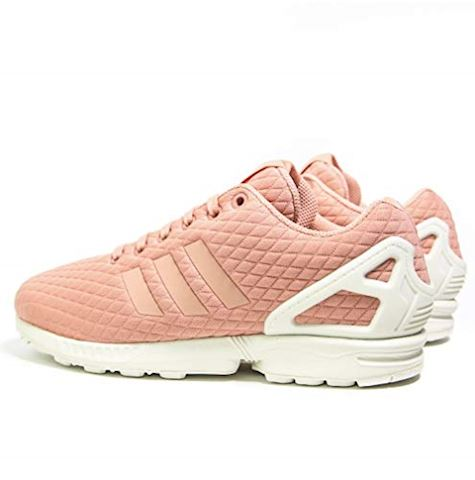 adidas  ZX FLUX W  women's Shoes (Trainers) in Pink Image 10