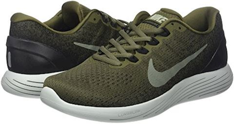 Nike LunarGlide 9 Men's Running Shoe - Olive