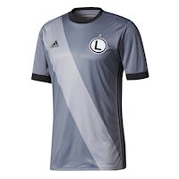 ef3ff559071 adidas Legia Warsaw Mens SS Away Shirt 2018 19