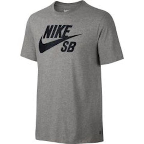 Nike SB Logo Men's T-Shirt - Grey Image