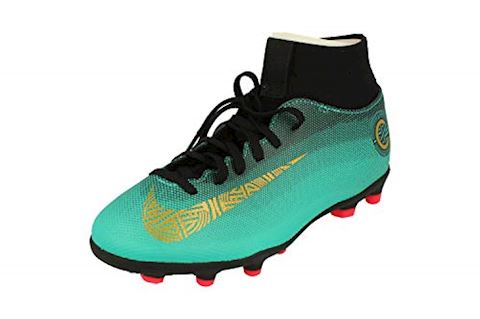 Nike Jr. Mercurial Superfly VI Club CR7 MG Younger/Older Kids'Multi-Ground Football Boot - Green Image