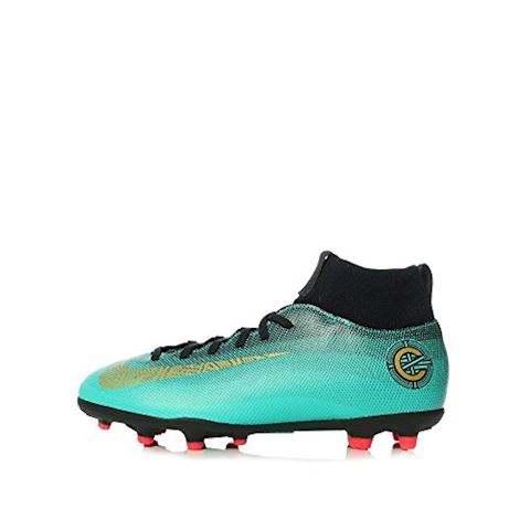 Nike Jr. Mercurial Superfly VI Club CR7 MG Younger/Older Kids'Multi-Ground Football Boot - Green Image 6