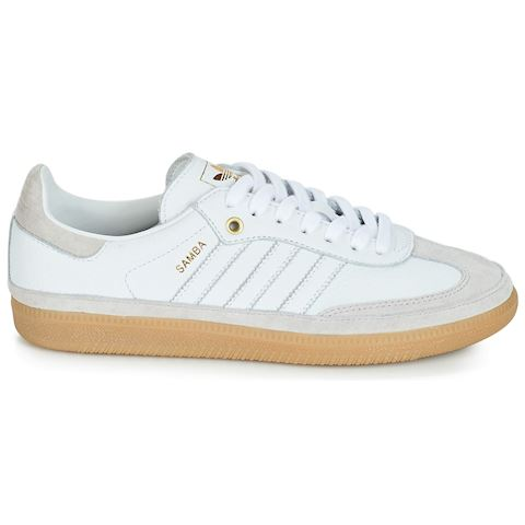 price reduced new collection so cheap adidas SAMBA OG W RELAY women's Shoes (Trainers) in White