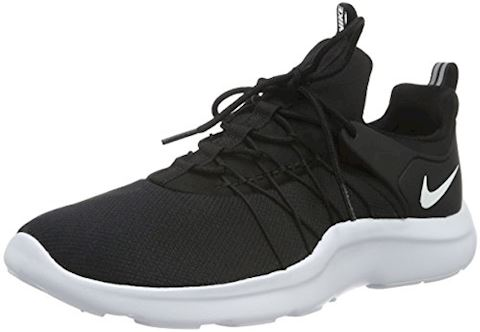 Nike Darwin - Black/White Image