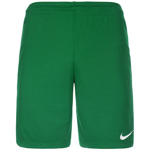 Nike Training Shorts Park II With Briefs Pine Green/White