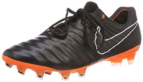 Nike Tiempo Legend VII Elite Firm-Ground Football Boot - Black Image