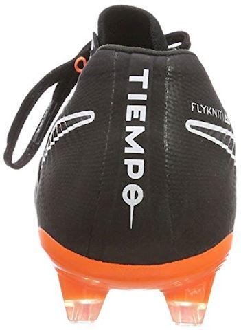 Nike Tiempo Legend VII Elite Firm-Ground Football Boot - Black Image 2