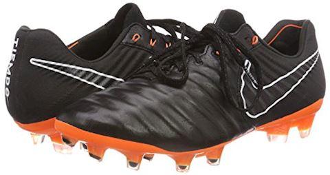 Nike Tiempo Legend VII Elite Firm-Ground Football Boot - Black Image 5