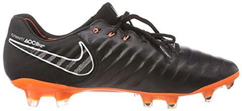 Nike Tiempo Legend VII Elite Firm-Ground Football Boot - Black Image 6