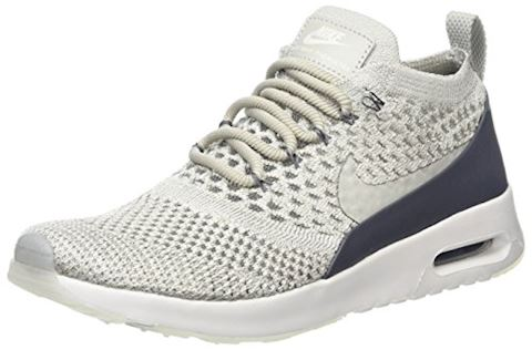 f23ed4b5fd69b Nike Air Max Thea Ultra Flyknit Women s Shoe - Grey Image