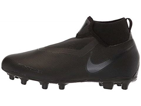 Nike Jr. Phantom Vision Academy Dynamic Fit Younger/Older Kids'Multi-Ground Football Boot - Black