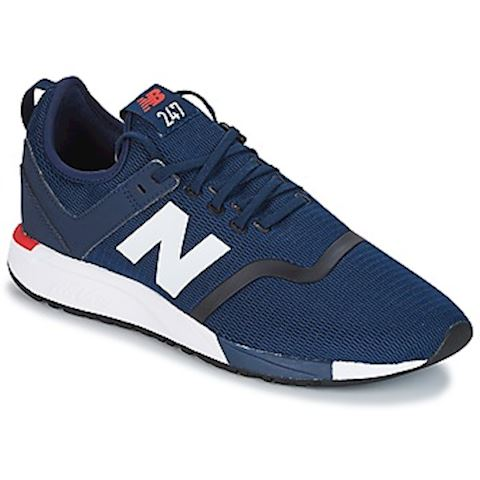 New Balance  MRL247  men's Shoes (Trainers) in Blue Image