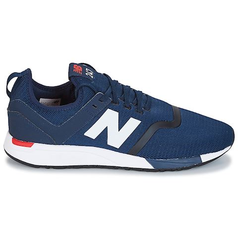 New Balance  MRL247  men's Shoes (Trainers) in Blue Image 2
