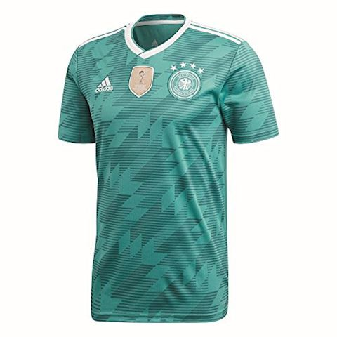 adidas Germany Mens SS Away Shirt 2018 Image