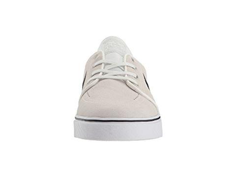 Nike Zoom Stefan Janoski Men's Skateboarding Shoe - White Image 5