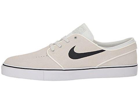 Nike Zoom Stefan Janoski Men's Skateboarding Shoe - White Image 6