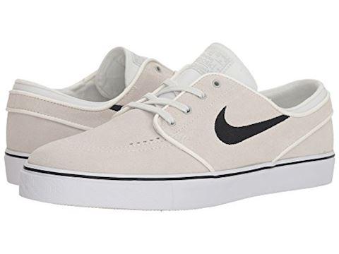 Nike Zoom Stefan Janoski Men's Skateboarding Shoe - White Image 7