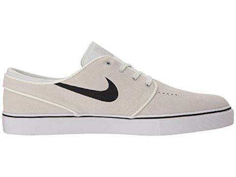 Nike Zoom Stefan Janoski Men's Skateboarding Shoe - White Image 8