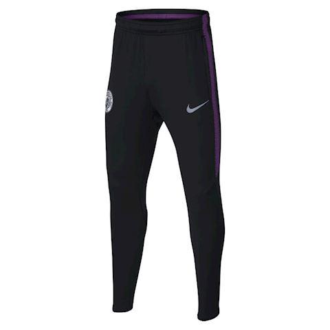Nike Manchester City FC Dri-FIT Squad Big Kids'Football Pants - Black Image