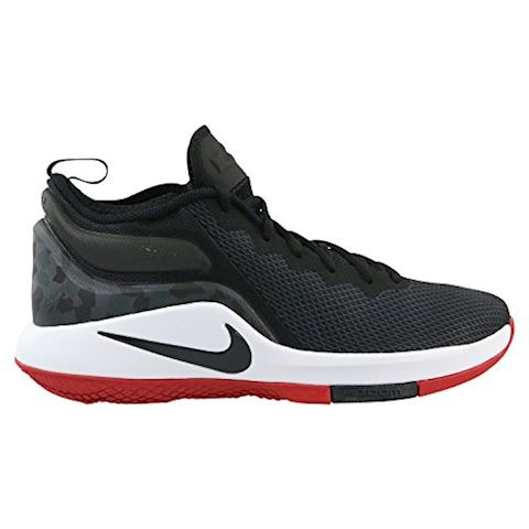 Nike LeBron Witness II Men's Basketball Shoe - Black Image