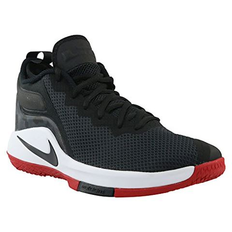 Nike LeBron Witness II Men's Basketball Shoe - Black Image 4