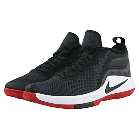 Nike LeBron Witness II Men's Basketball Shoe - Black Image 6