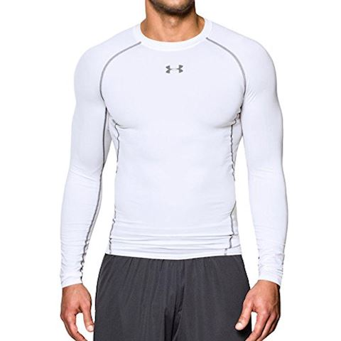 Under Armour Men's UA HeatGear Armour Long Sleeve Compression Shirt Image