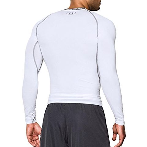 Under Armour Men's UA HeatGear Armour Long Sleeve Compression Shirt Image 2