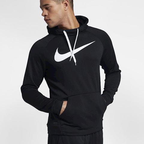 Nike Dri-FIT Men's Training Hoodie - Black Image