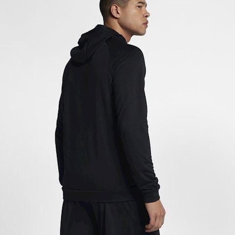 Nike Dri-FIT Men's Training Hoodie - Black Image 2