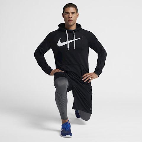 Nike Dri-FIT Men's Training Hoodie - Black Image 4