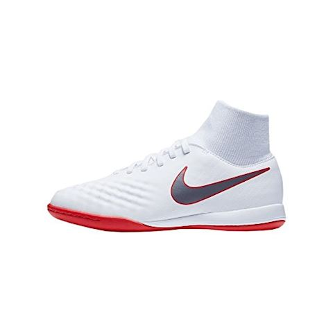 Nike Jr. MagistaX Obra II Academy Dynamic Fit IC Younger/Older Kids'Indoor/Court Football Shoe - White Image